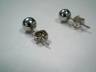 Silver Earrings 925 Silver 2.02g