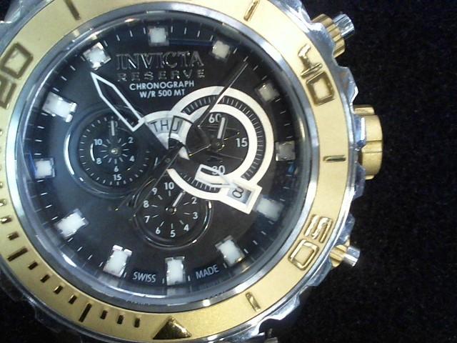 INVICTA Gent's Wristwatch 6898