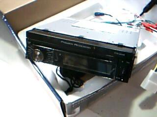 POWER ACOUSTIK Car Video PTID-8920B