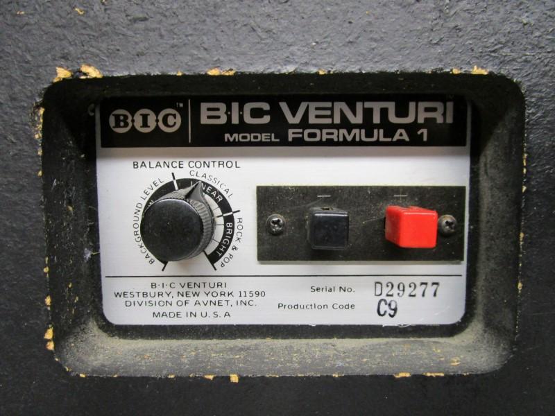 B.I.C. VENTURI