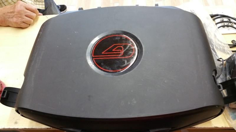GAEMS Portable Television G155