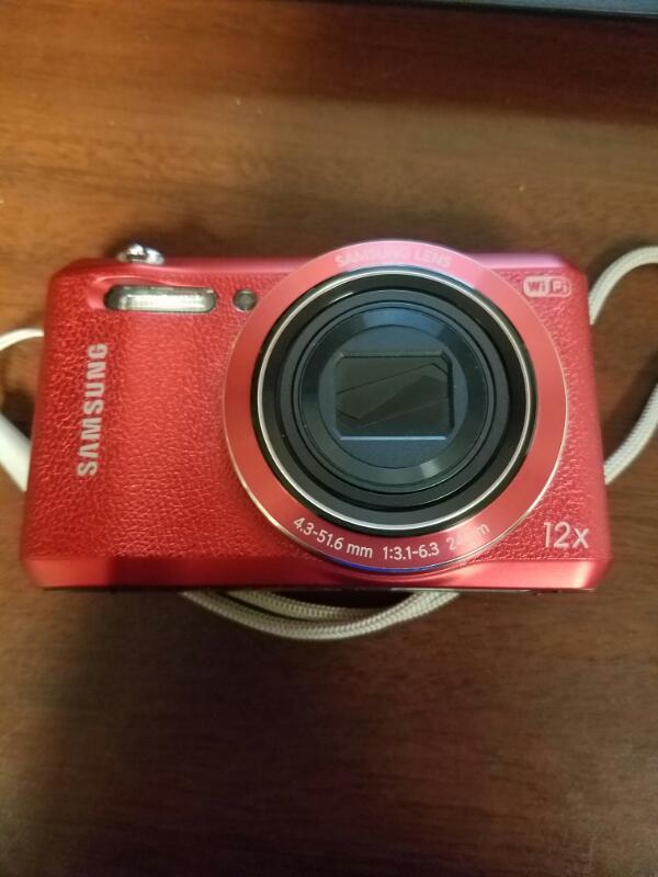 SAMSUNG Digital Camera WB250F