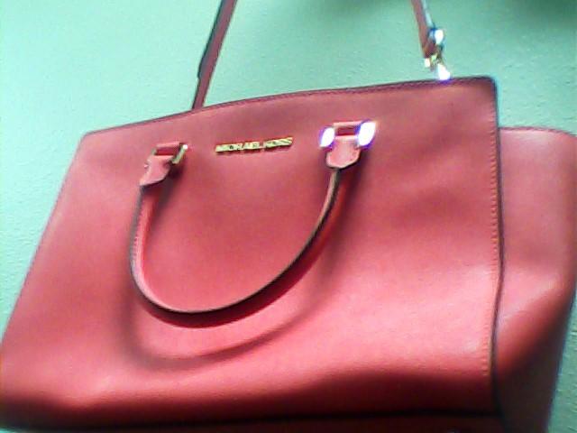 MICHAEL KORS Handbag SELMA RED SHOULDERBAG