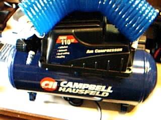 CAMPBELL HAUSFELD Air Compressor FP209499