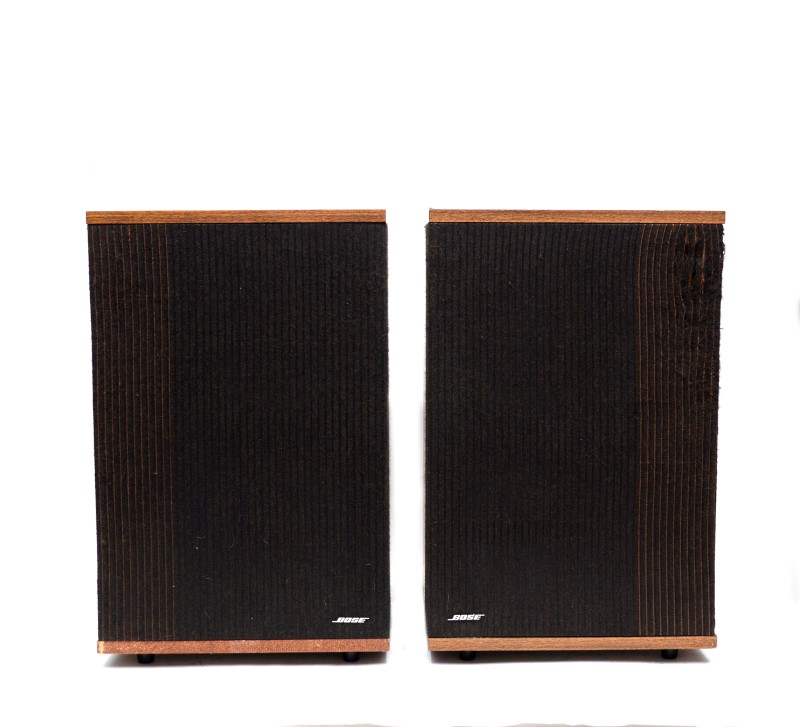 Bose 501 Series IV Direct/Reflecting 8 Ohms 100W Stereo Speaker Pair
