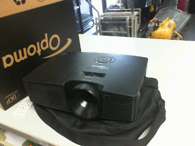 OPTOMA Projection Equipment S316