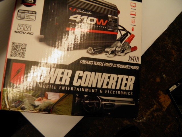 Schumacher Power Converter