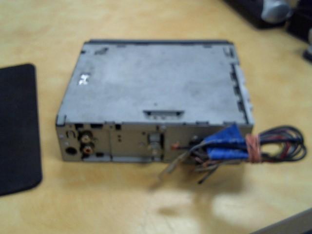 JVC Car Audio KD-G120
