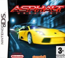 NINTENDO Nintendo DS Game ASPHALT URBAN GT DS