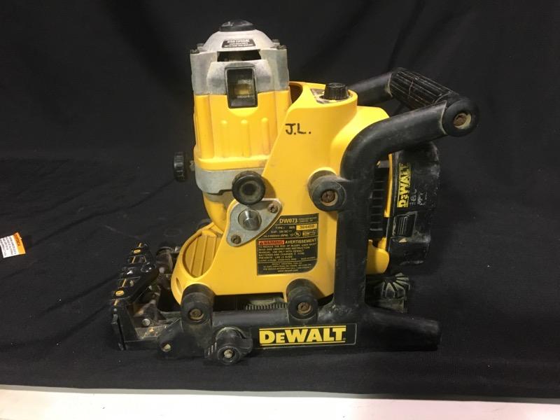 DEWALT Laser Level DW073 READ NOTES