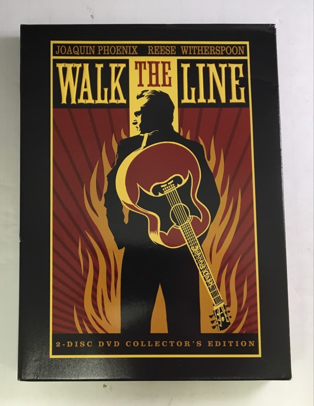 DVD MOVIE WALK THE LINE