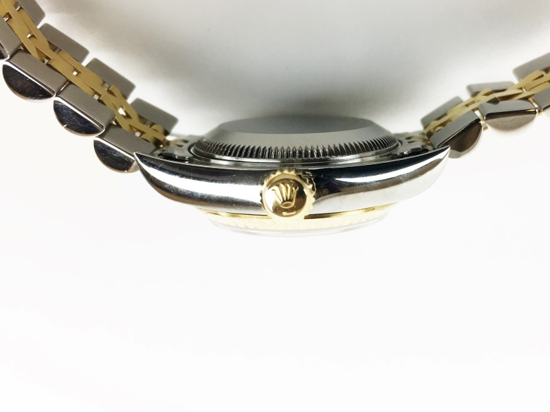 ROLEX Lady's Wristwatch 79173 STAINLESS-18K OYSTER PERPETUAL DATEJUST