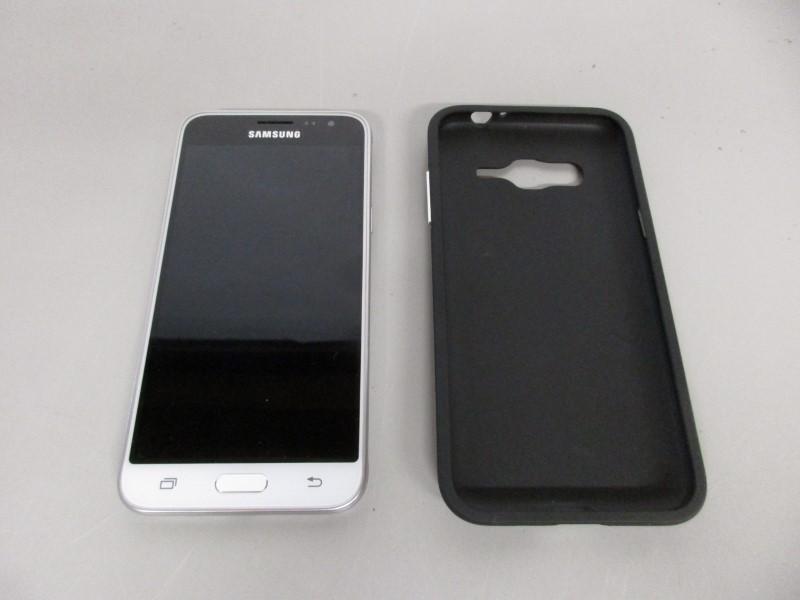 SAMSUNG SM-J320P GALAXY J3, AT&T, 16GB, WHITE