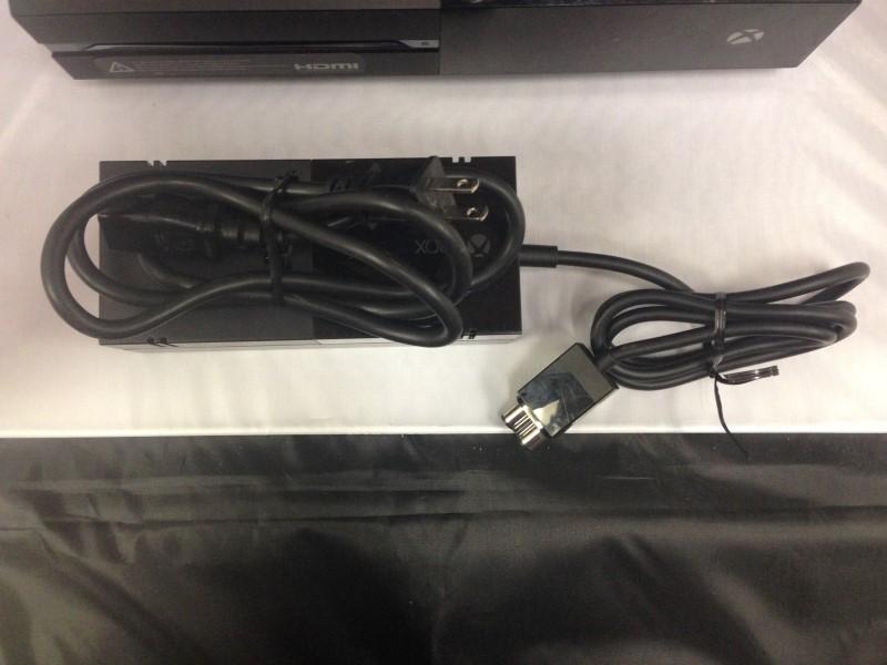 Microsoft Xbox One 500 GB 1540 Black Console (NO Kinect)