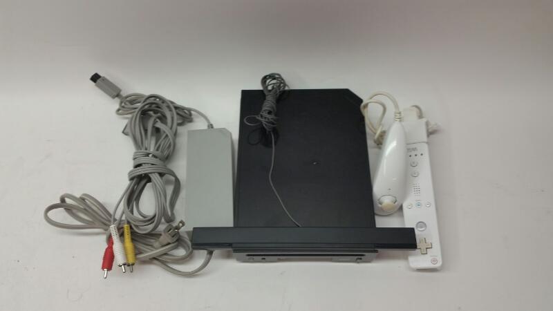 Nintendo Wii Console RVL-101