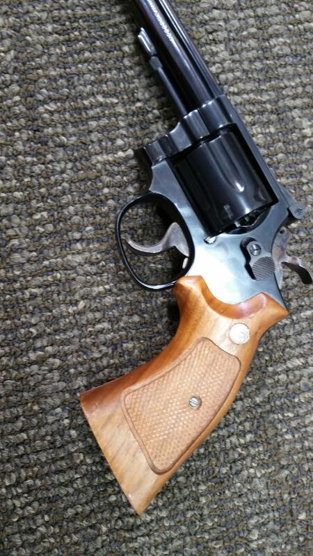 SMITH & WESSON Revolver 14-4