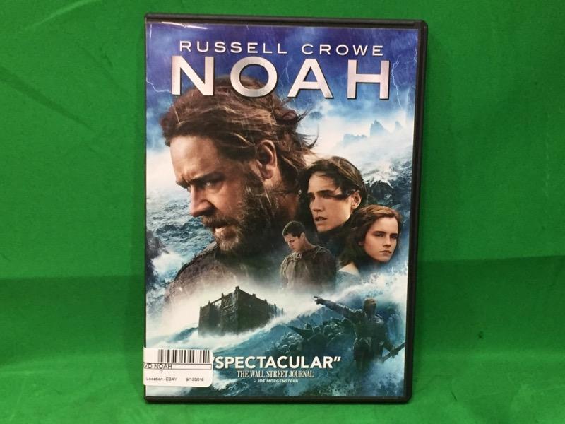 Noah (DVD, 2014) Russell Crowe