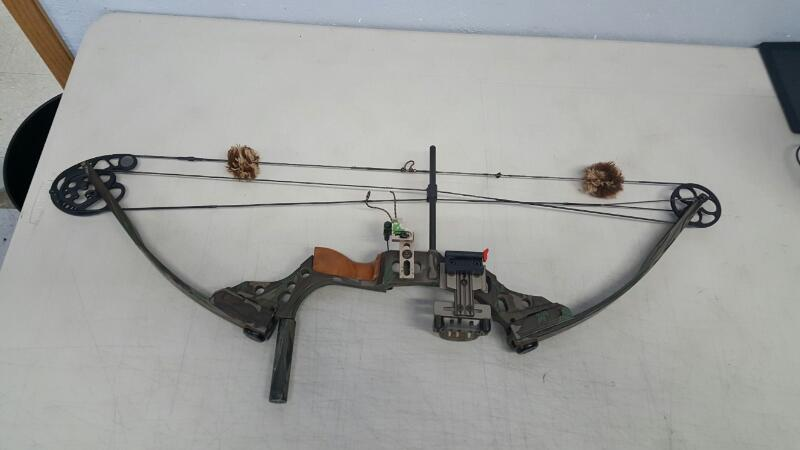 Mathews Z-Max Solocam Machined Risers RH Compound Bow