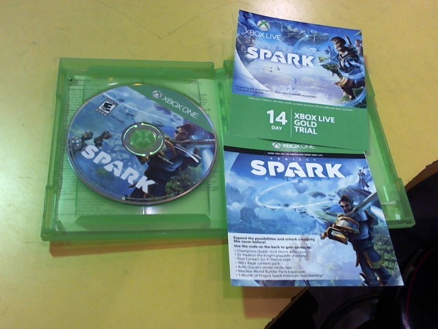 MICROSOFT Microsoft XBOX One Game PROJECT SPARK - STARTER PACK