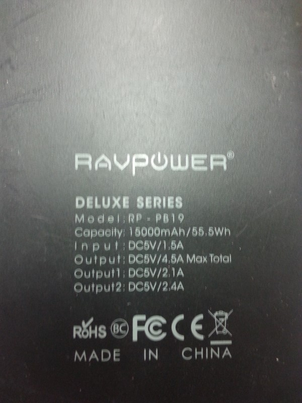 RAVPOWER Cell Phone Accessory RP-PB19