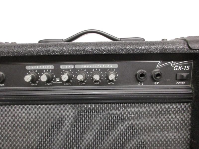 CRATE GX-15 COMBO PRACTICE AMP