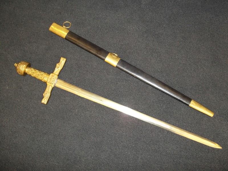MEDIEVEL SWORD