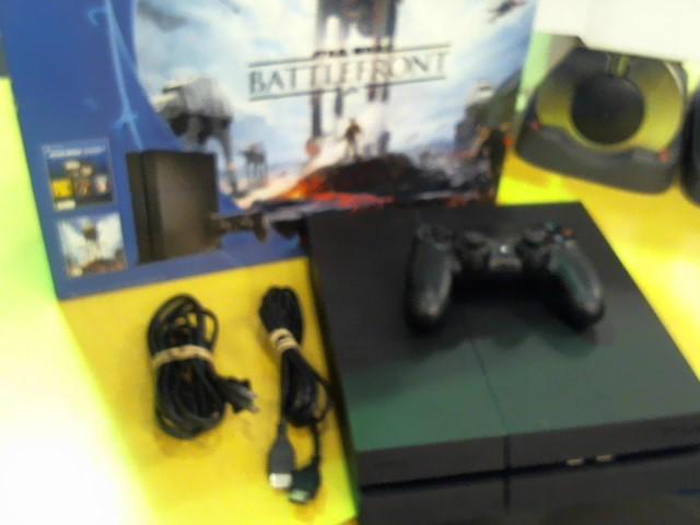 SONY PlayStation 4 PLAYSTATION 4 - SYSTEM - 500GB - CUH-1215A