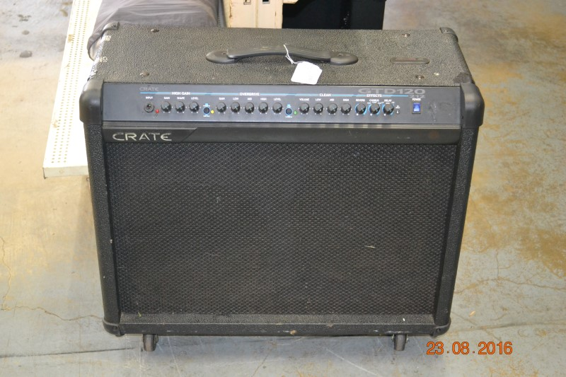 CRATE Electric Guitar Amp GTD120 AMP