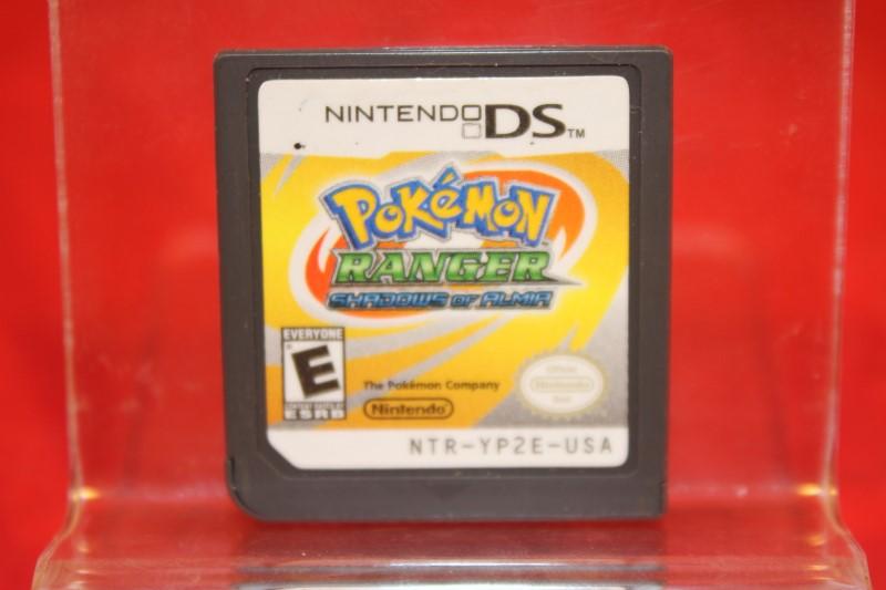 NINTENDO Nintendo DS Game RANGER SHADOWS OF ALMIA **GAME ONLY**