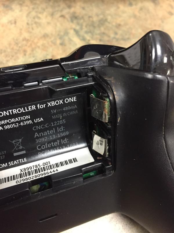 MICROSOFT Video Game Accessory XBOX ONE CONTROLLER WIRELESS - 1537