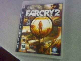 SONY Sony PlayStation 3 Game FARCRY 2