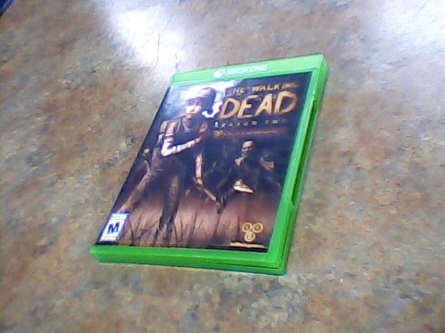 MICROSOFT Microsoft XBOX One Game THE WALKING DEAD SEASON 2