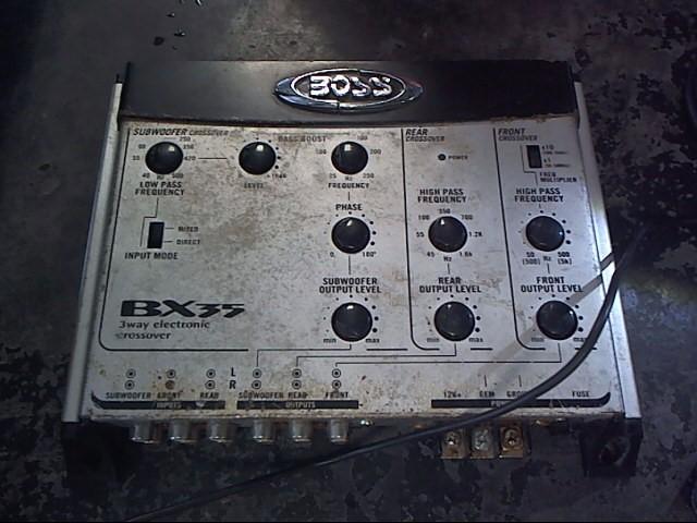 BOSS Mixer BX35