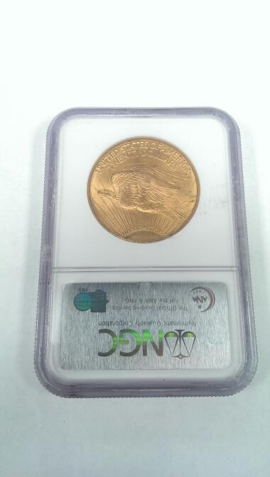 UNITED STATES Gold Coin 1928 $20 GOLD