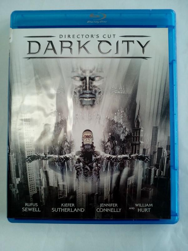 DARK CITY, THRILLER BLU-RAY MOVIE STARRING