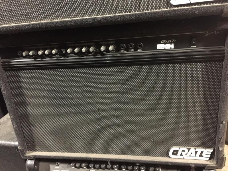 CRATE GUITAR AMP GX-212+ #G21DH80146