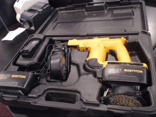 BOSTITCH Nailer/Stapler CRN38