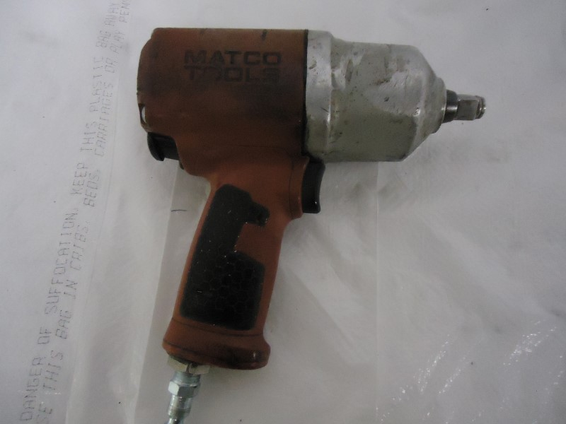 MATCO TOOLS Air Impact Wrench MT2769
