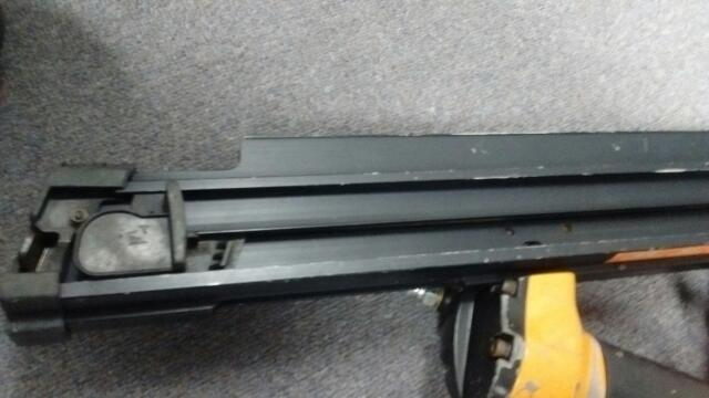 """Bostitch 2""""-3.5"""" Clipped Head Industrial Framing Nailer N88WWB"""