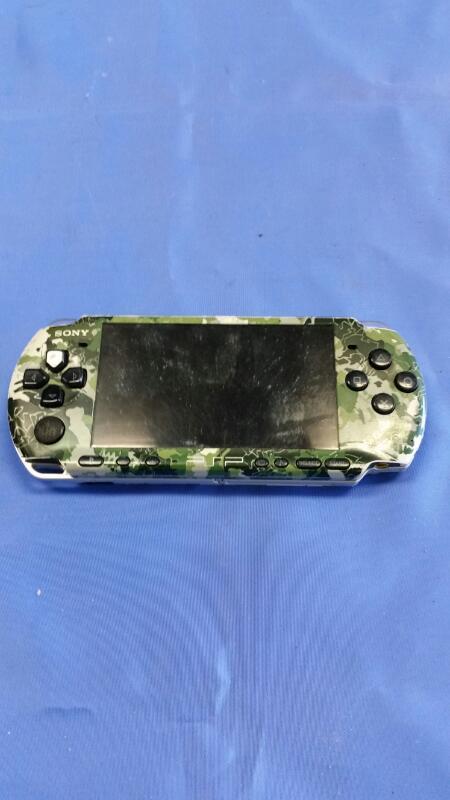 SONY PlayStation Portable PSP CAMO