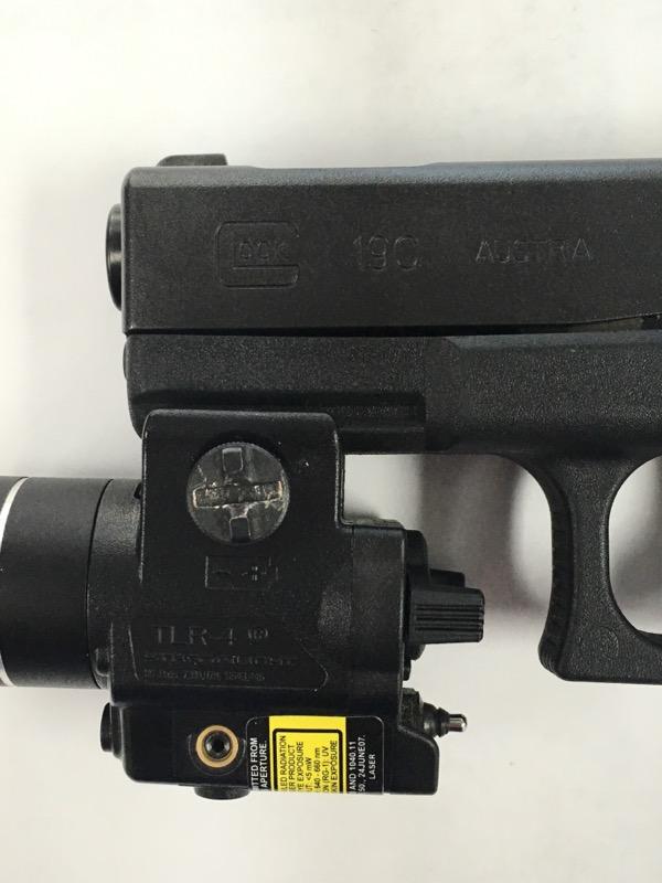 Glock - 19C Gen 3 - 9MM
