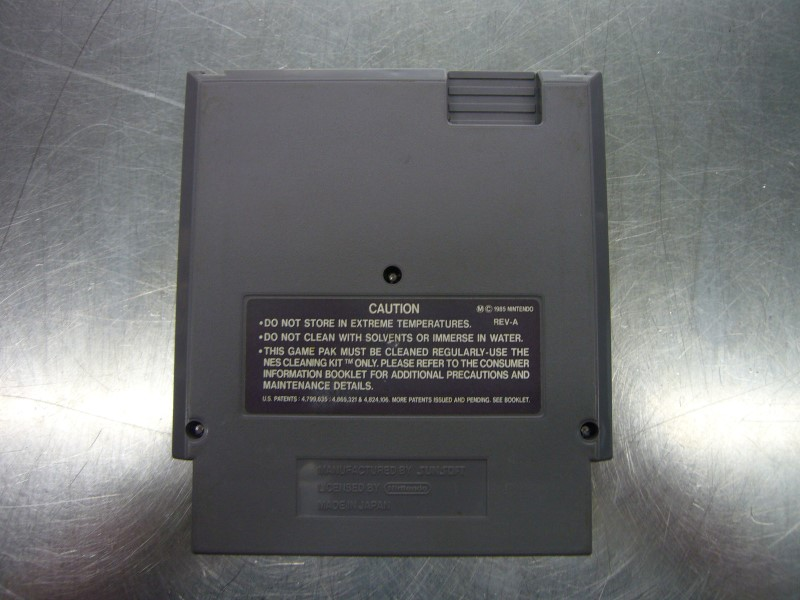 NINTENDO NES Game WOOD AND WATER RAGE *CARTRIDGE ONLY*