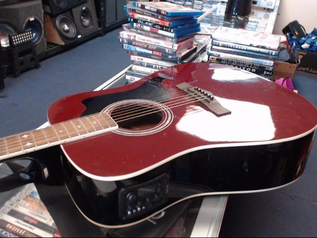 RANDY JACKSON GUITAR Electric-Acoustic Guitar ACOUSTIC ELECTRIC STUDIO SERIES