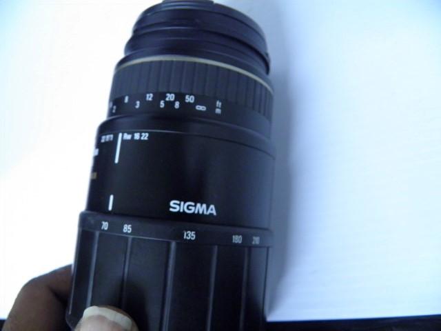 SIGMA Lens/Filter 70-210MM F/2.8 APO LENS FOR NIKON AIS