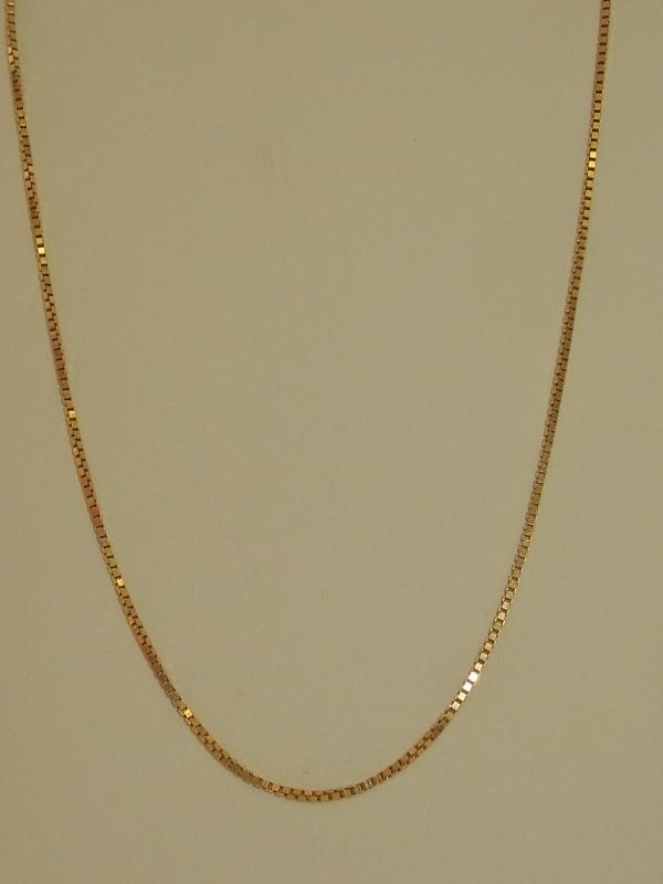 "20"" Gold Chain 14K Yellow Gold 4.6g"
