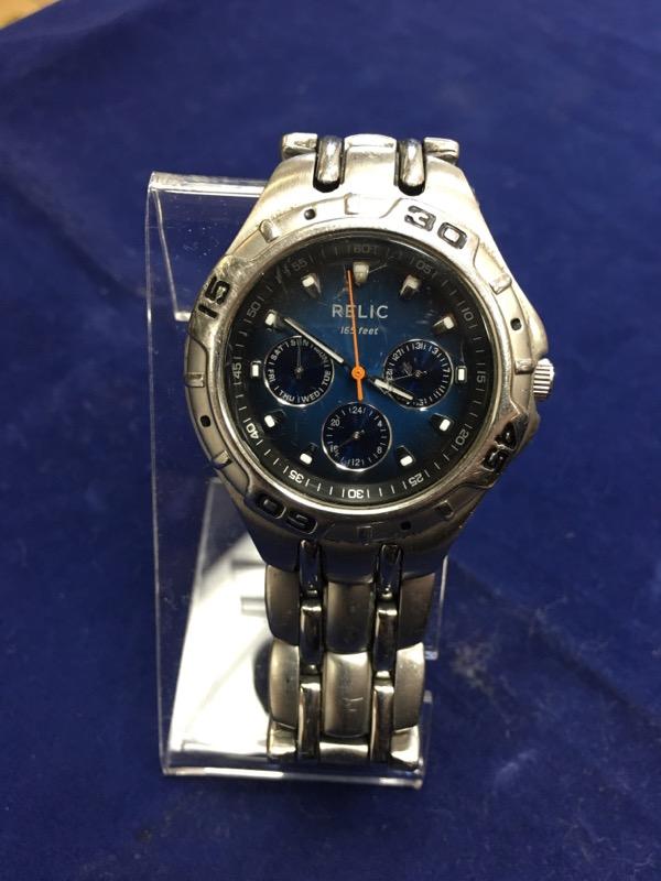 RELIC Gent's Wristwatch ZR15409