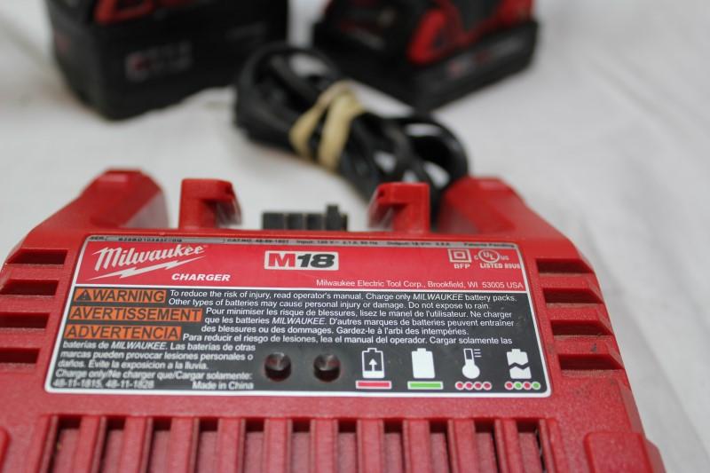 MILWAUKEE Hammer Drill 2611-20