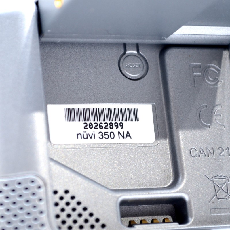 "Garmin Nuvi 350 NA 3.5"" GPS Navigation System with US & Canada Maps>"