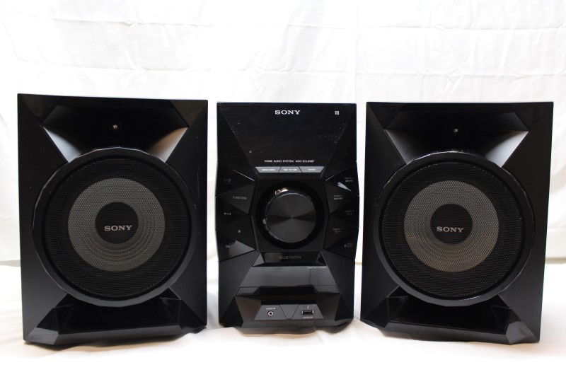 SONY Mini-Stereo MHC-ECL99BT