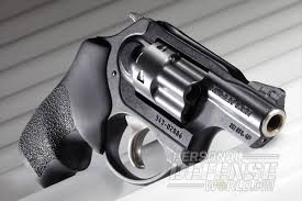 Ruger Model LCRX .38 Special Double Action Revolver